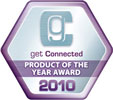 Get Connected Product of the Year Award 2010
