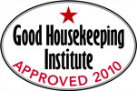 Good Housekeeping Institute Approved 2010