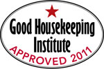 Good Housekeeping Institute Approved 2011