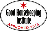 Good Housekeeping Institute Approved 2015
