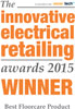 Innovative Electrical Retailing Awards 2015