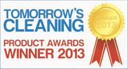 Tomorrow's Cleaning Award 2013